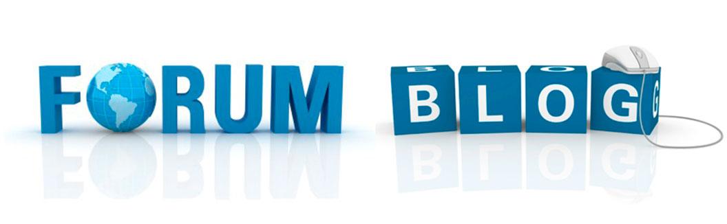 Вынесение форумов и блогов на домен