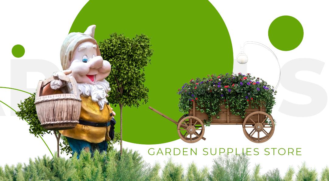 кейс по продвижению интернет-магазина товаров для сада