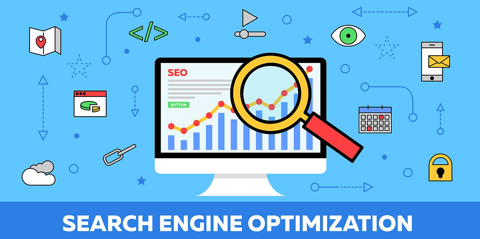 поисковая оптимизация (seo)