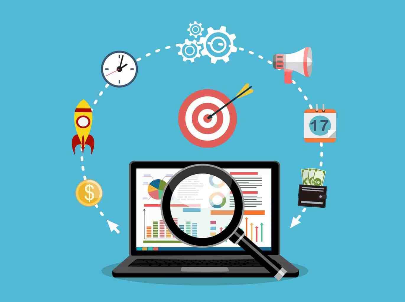 сайт как инструмент оптимизации