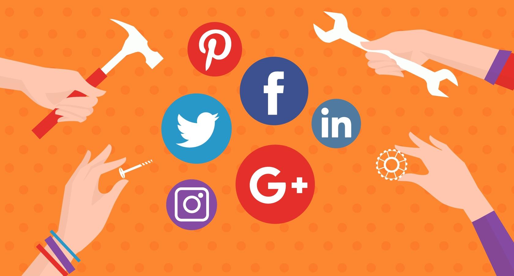 социальные сети - инструмент раскрутки и популяризации