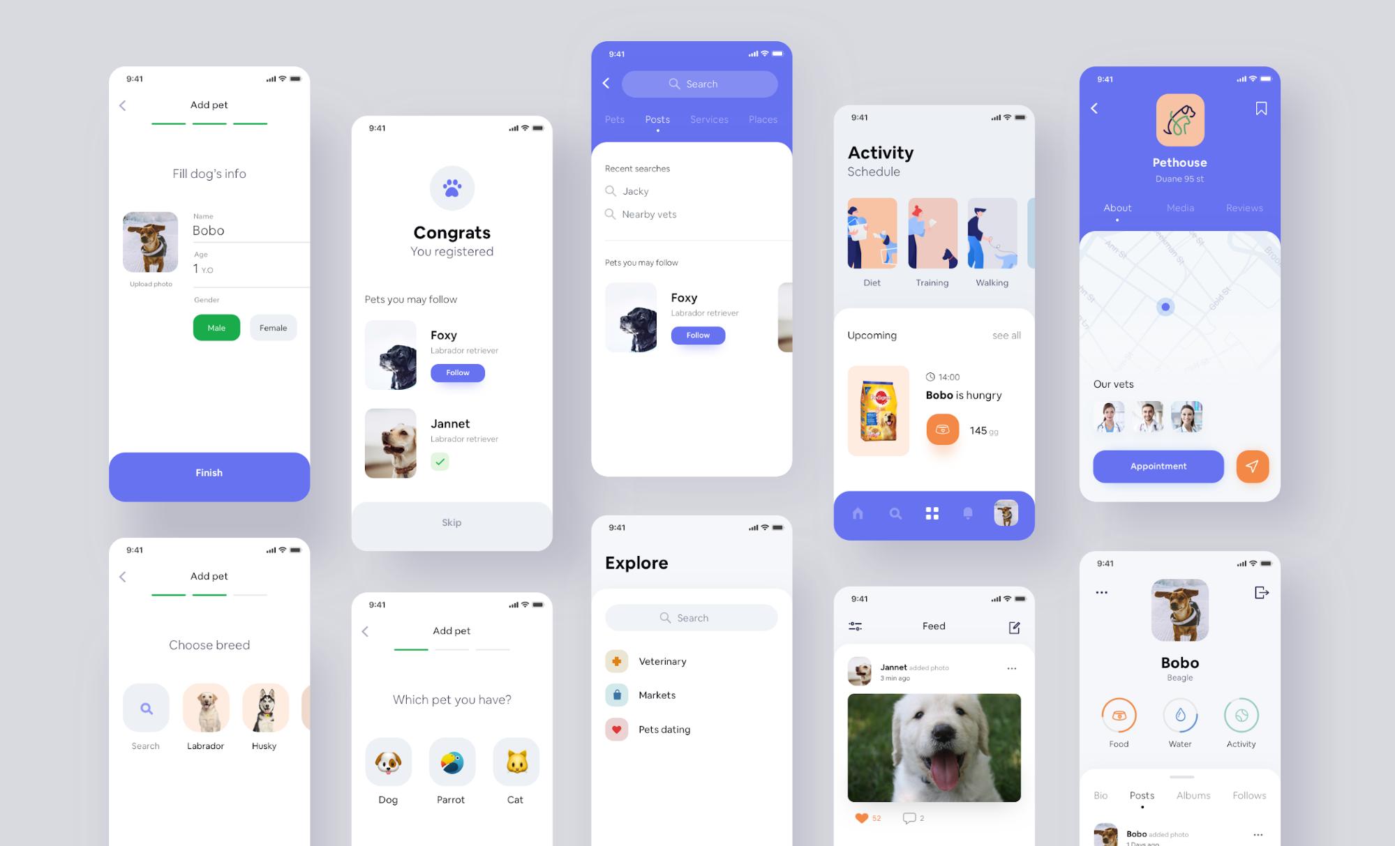 что такое UI Design интернет-магазина