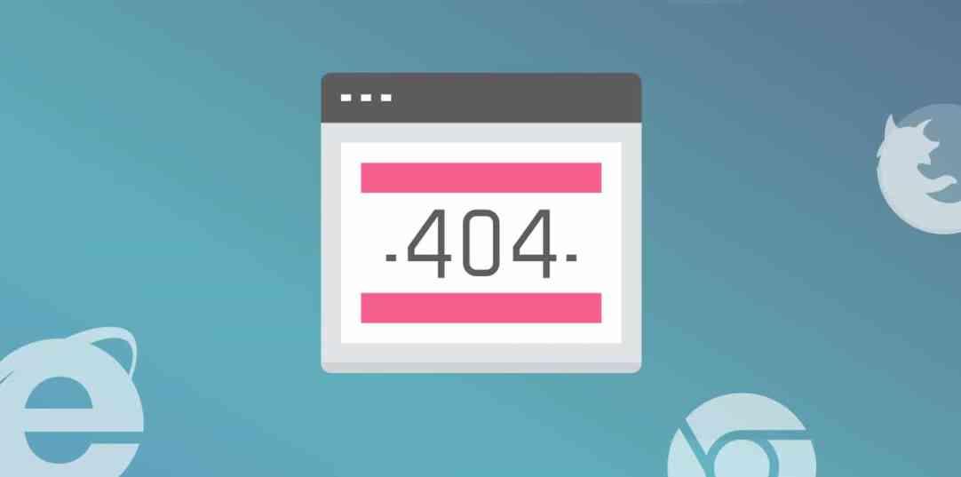 301 редирект с 404 Not Found
