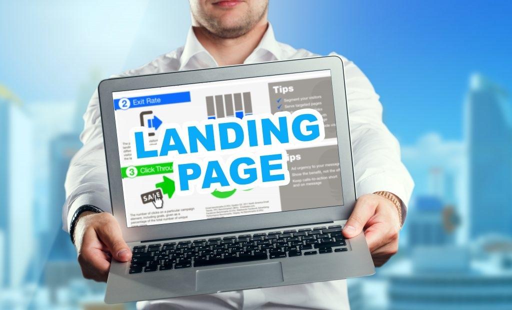 SEO продвижение Landing Page