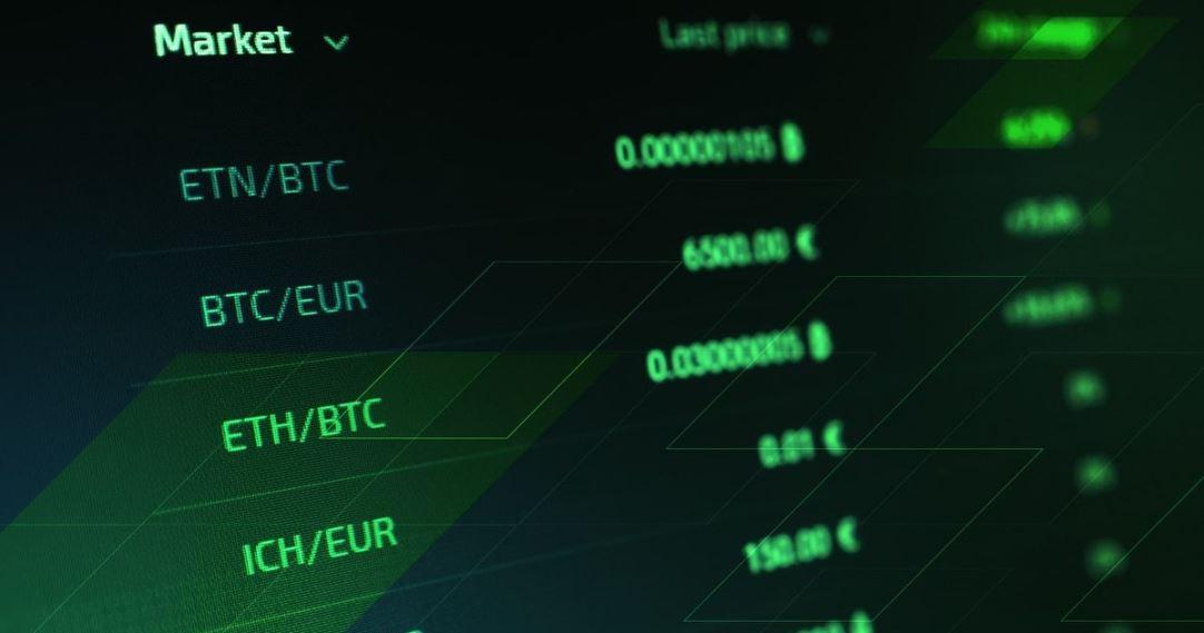 обменять BTC на Etherium