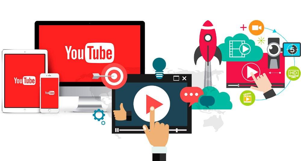 этапы продвижения канала youtube