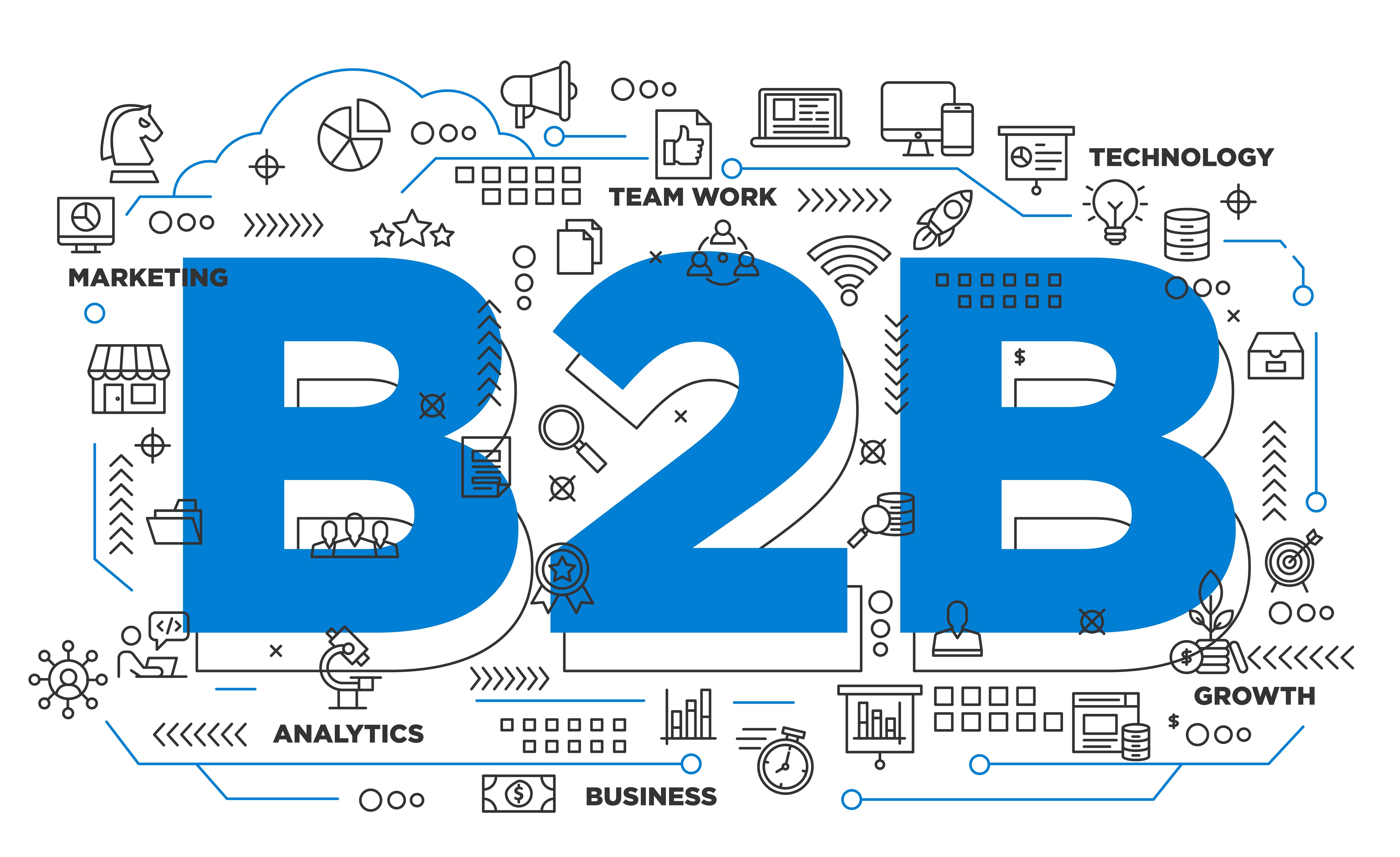 особенности продвижение b2b сайтов