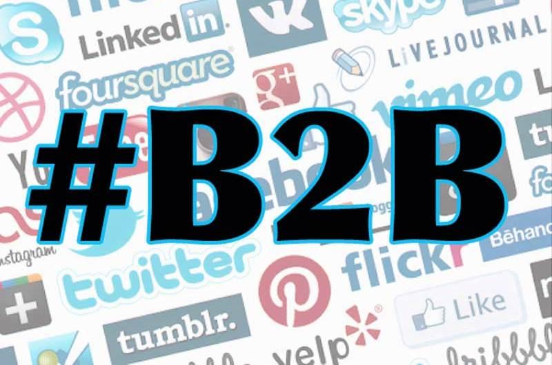продвижение в социальных сетях для b2b